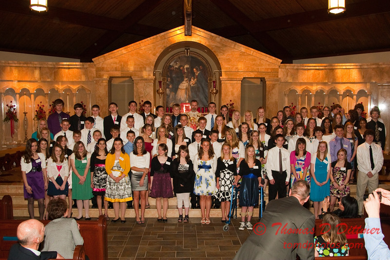 2011 - 4/7 - Epiphany Parish Confirmation - 302