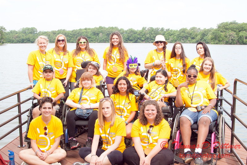 2016 MDA Summer Camp - Timber Pointe Outdoor Center - Hudson Illinois - #70