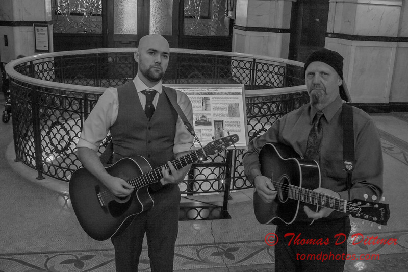# 20 - Steve & Shane at the McLean County Museum of History