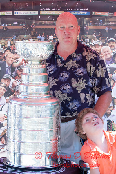 Danvers Days 2013 - Photos with The Stanley Cup