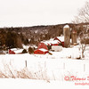 2011 - Daily Photo - Farm buildings South of Dubuque Iowa - 1/30 - 8