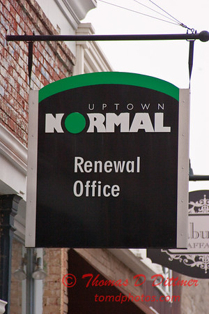 2011 - Daily Photo - Uptown Normal - Normal Illinois - 1/24 - 2