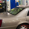 2011 - 1/7 - My automobile at a fueling station - Circle K - Normal Illinois - 1