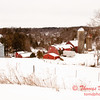 2011 - Daily Photo - Farm buildings South of Dubuque Iowa - 1/30 - 6