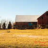 2011 - 1/2 - Daily Photo - Horse Barn Northwest of Normal Illinois -1