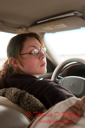 2011 - 1/17 - Daily Photo - Interstate 57  - Central Illinois -  2