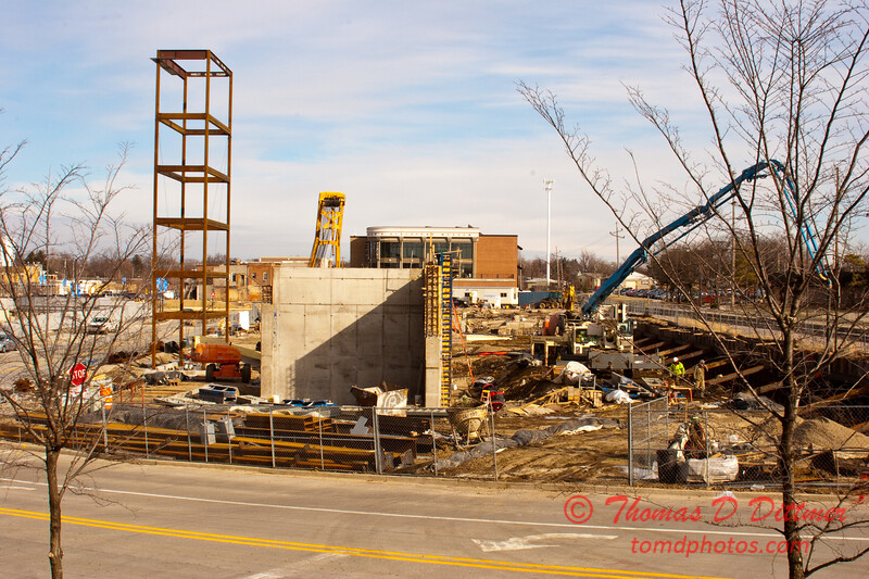 2011 - 1/5 - Daily Photo - Multi-Modal Transportation Center - Normal Illinois - 2