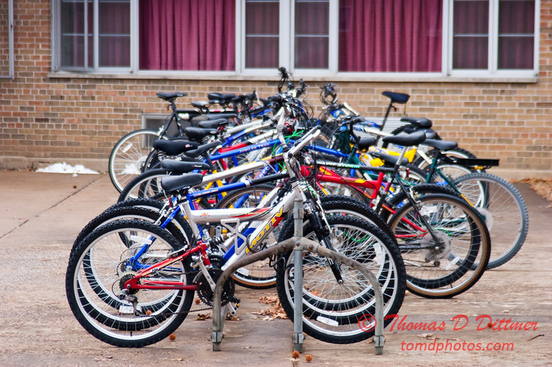 2011 - 1/17 - Daily Photo -  Southern Illinois University Campus  - Carbondale Illinois -  1