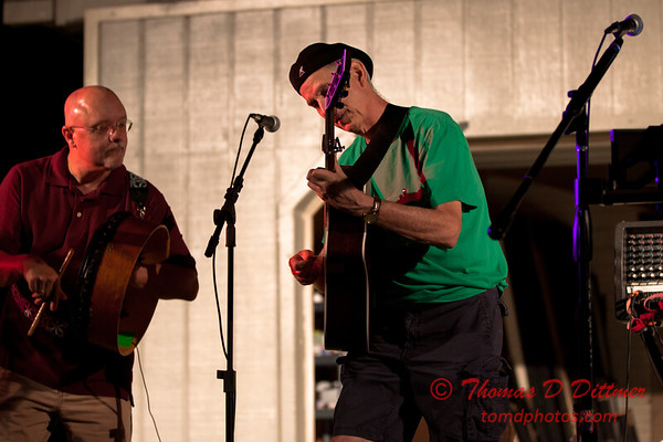Music Under The Stars - Miller Park Bandstand - Bloomington Illinois - #71