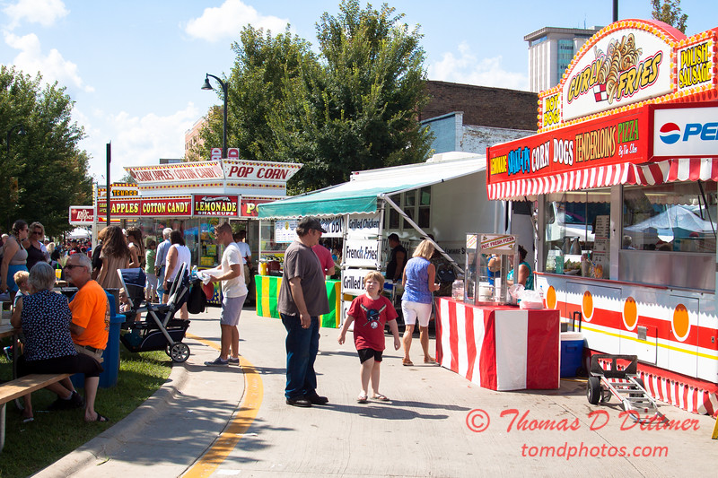 Sweet Corn Blues Festival - Uptown Normal - Normal Illinois - #55