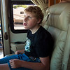 (# 3) Aubrey surveys a motor home
