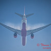 (# 3) Air India Boeing 777 overflight