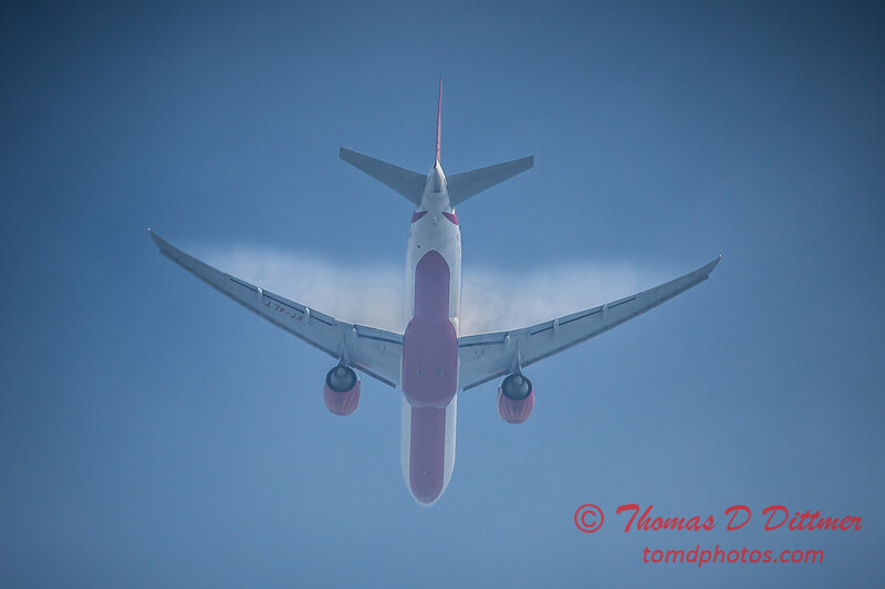 (# 2) Air India Boeing 777 overflight