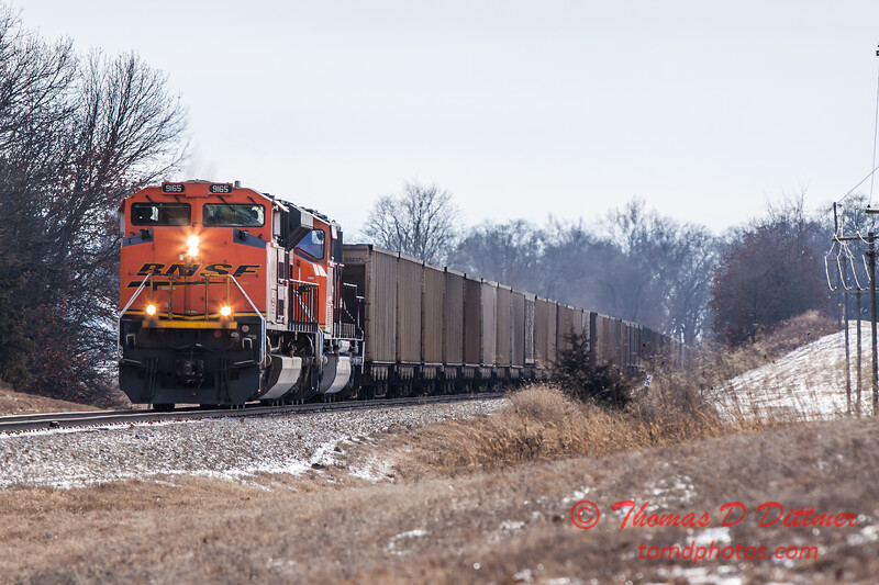 # 15 - Freight train in Central Illinois