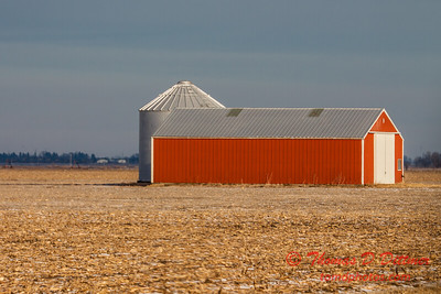 # 17 - Farm building in Central Illinois