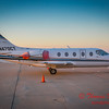 (# 16) Hawker Beechcraft 400A on Byerly Aviation Ramp