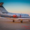(# 14) Hawker Beechcraft 400A on Byerly Aviation Ramp
