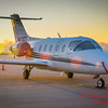 (# 18) Hawker Beechcraft 400A on Byerly Aviation Ramp