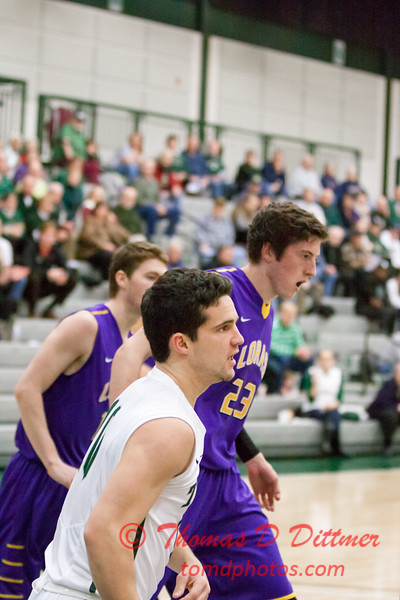 23 - Loras College Duhawks at Illinois Wesleyan University Titans