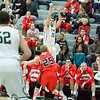 32 - Carthage Red Men at Illinois Wesleyan Fighting Titans