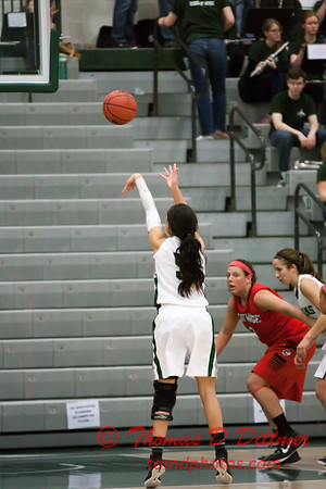 1 - Carthage Lady Reds at Illinois Wesleyan Fighting Titans