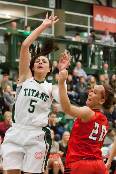 17 - Carthage Lady Reds at Illinois Wesleyan Fighting Titans