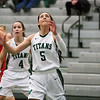 3 - Carthage Lady Reds at Illinois Wesleyan Fighting Titans