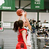 16 - Carthage Lady Reds at Illinois Wesleyan Fighting Titans