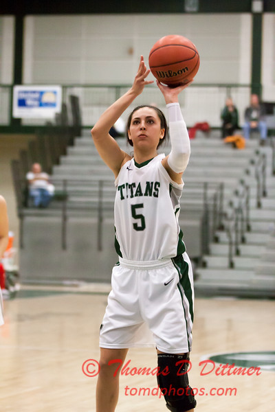 24 - Carthage Lady Reds at Illinois Wesleyan Fighting Titans