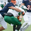 11 - Illinois Wesleyan University Titans at Wheaton College Thunder - McCully Stadium
