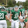 4 - Alma College at Illinois Wesleyan University - Football - Tucci Stadium - Bloomington Illinois