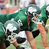 6 - Benedictine Eagles at Illinois Wesleyan Fighting Titans - Scrimmage - Tucci Stadium - Bloomington Illinois