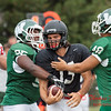 15 - Benedictine Eagles at Illinois Wesleyan Fighting Titans - Scrimmage - Tucci Stadium - Bloomington Illinois