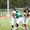 7 - Benedictine Eagles at Illinois Wesleyan Fighting Titans - Scrimmage - Tucci Stadium - Bloomington Illinois