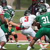 4 - Benedictine Eagles at Illinois Wesleyan Fighting Titans - Scrimmage - Tucci Stadium - Bloomington Illinois