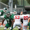 1 - Benedictine Eagles at Illinois Wesleyan Fighting Titans - Scrimmage - Tucci Stadium - Bloomington Illinois