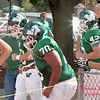 15 - NCAA Div III Football - Simpson College at Illinois Wesleyan University - Tucci Stadium - Bloomington Illinois