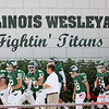 4 - NCAA Div III Football - Simpson College at Illinois Wesleyan University - Tucci Stadium - Bloomington Illinois