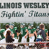 5 - NCAA Div III Football - Simpson College at Illinois Wesleyan University - Tucci Stadium - Bloomington Illinois