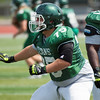 13 - Watermelon Scrimmage - Illinois Wesleyan University Fighting Titans Football - Tucci Stadium - Bloomington Illinois