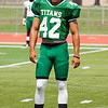 4 - Watermelon Scrimmage - Illinois Wesleyan University Fighting Titans Football - Tucci Stadium - Bloomington Illinois