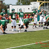 11 - Watermelon Scrimmage - Illinois Wesleyan University Fighting Titans Football - Tucci Stadium - Bloomington Illinois
