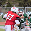 9 - 2015 NCAA Div III JV Football - Monmouth College at Illinois Wesleyan University - Tucci Stadium - Bloomington Illinois