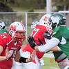 8 - 2015 NCAA Div III JV Football - Monmouth College at Illinois Wesleyan University - Tucci Stadium - Bloomington Illinois