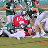 5 - 2015 NCAA Div III JV Football - Monmouth College at Illinois Wesleyan University - Tucci Stadium - Bloomington Illinois