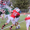 11 - 2015 NCAA Div III JV Football - Monmouth College at Illinois Wesleyan University - Tucci Stadium - Bloomington Illinois