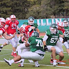 3 - 2015 NCAA Div III JV Football - Monmouth College at Illinois Wesleyan University - Tucci Stadium - Bloomington Illinois