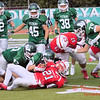 4 - 2015 NCAA Div III JV Football - Monmouth College at Illinois Wesleyan University - Tucci Stadium - Bloomington Illinois