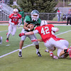 12 - 2015 NCAA Div III JV Football - Monmouth College at Illinois Wesleyan University - Tucci Stadium - Bloomington Illinois