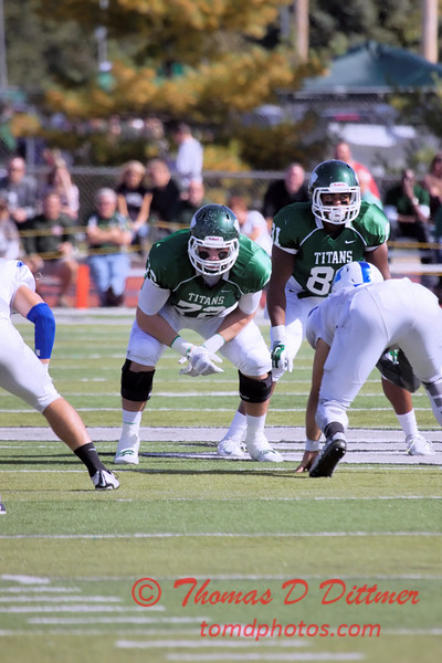 112 - 2015 NCAA Div III Football - Millikin University at Illinois Wesleyan University - Tucci Stadium - Bloomington Illinois